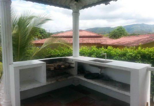 Finca para vacaciones en el Tolima