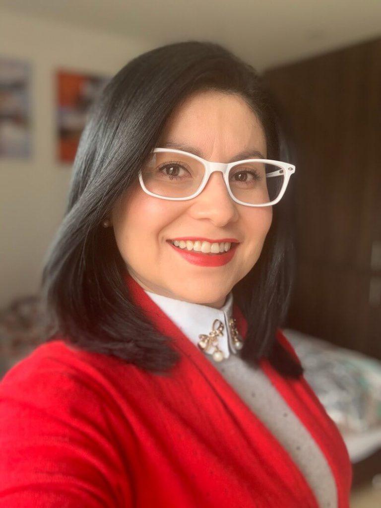Agente Maria Elena Ortiz