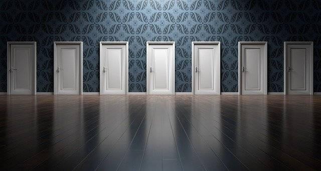 Elegir donde vivir puertas